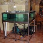 Acquari vetrocamera ristorazione