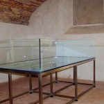 Fantail per il museo Leonardo Da Vinci