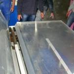 Acquario privato 17.000 lt. preparazione