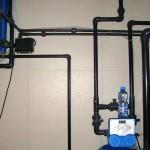 Acquario privato 17.000 lt. stanza tecnica